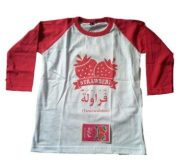 Kaos Ahsankids Gambar Strawberry